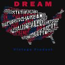 "American Dream by "" RiSH """