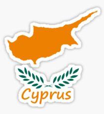 Cyprus Shop Sticker