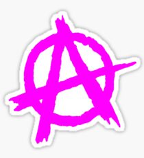 Before the Storm Anarchy Logo - Life is Strange 1.5 Sticker