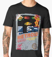 METROID NES GAME COVER Men's Premium T-Shirt