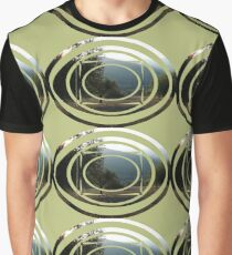 sun through the olive trees Graphic T-Shirt