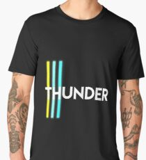 THUNDER - Imagine Dragons Men's Premium T-Shirt