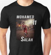 LFC: Mohamed Salah Design Unisex T-Shirt