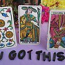 U Got This Tarot Spread by giania