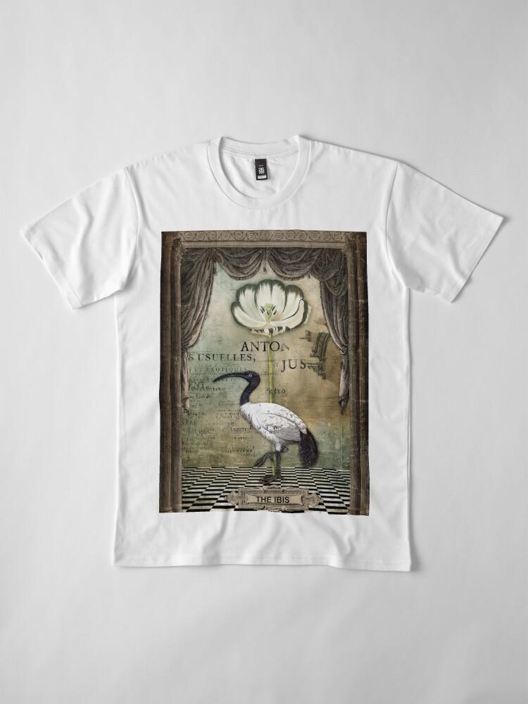 Alternate view of The Ibis Premium T-Shirt