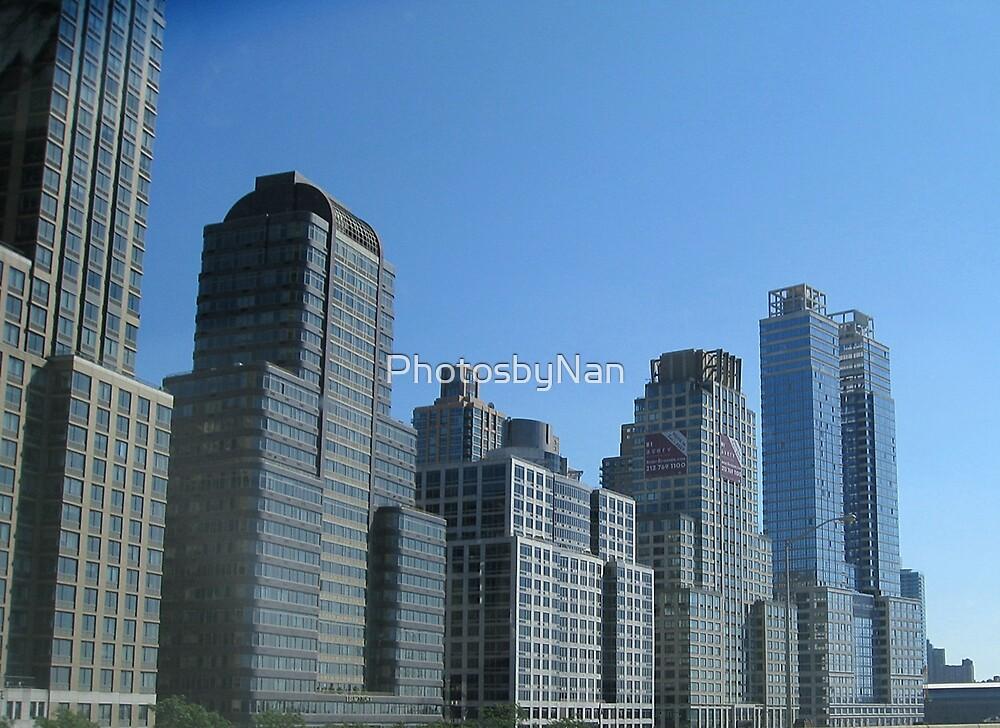 New York Buildings by PhotosbyNan
