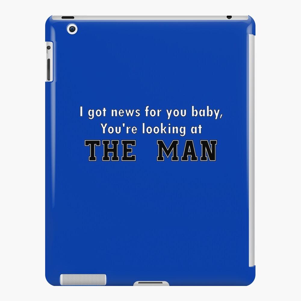 Der Mann iPad-Hülle & Skin