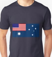 The New Aussie Flag Unisex T-Shirt
