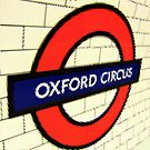 Oxford Circus by duroo