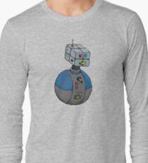 Unique Hand-Drawn Robot T-Shirt T-Shirt