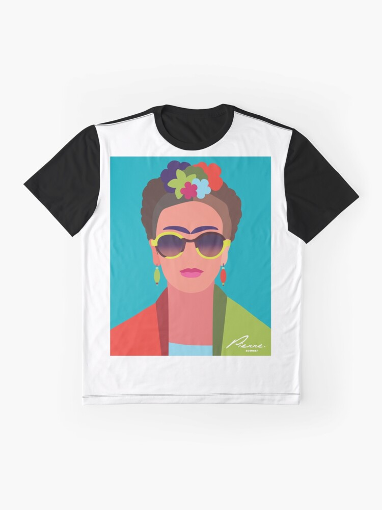 Alternate view of FRIDABELLA Graphic T-Shirt