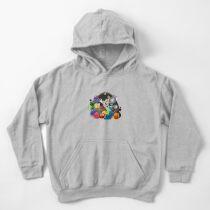 Sudadera con capucha para niños Slime Rancher
