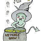 Witches Brew by giania