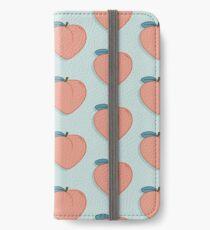 Peach  iPhone Wallet/Case/Skin