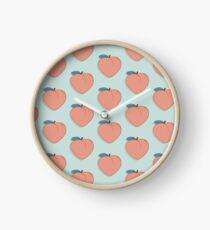 Peach  Clock