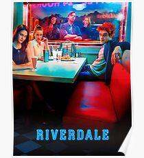 RIVERDALE: Archie's squad Poster