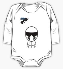 The Stig - Baby Stig Long Sleeve Baby One-Piece