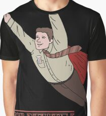 Bob Newby - Superhero Graphic T-Shirt