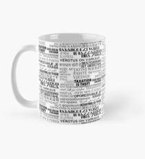 True Around The World Mug