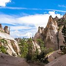 tent rocks 5 by Bruce  Dickson