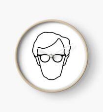 Woody Allen Clock