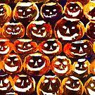 Jack O' Lanterns by maxthedermott