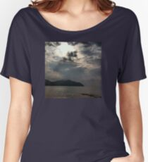 LANDSCAPE MIRROR Women's Relaxed Fit T-Shirt