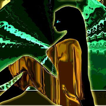 Modern Psychedelic -- The Golden Jumper by ssconnors