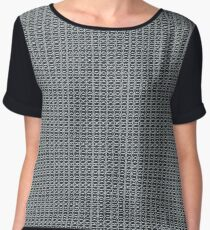 Mithril Chainmail Women's Chiffon Top