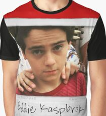eddie kaspbrak polaroid Graphic T-Shirt