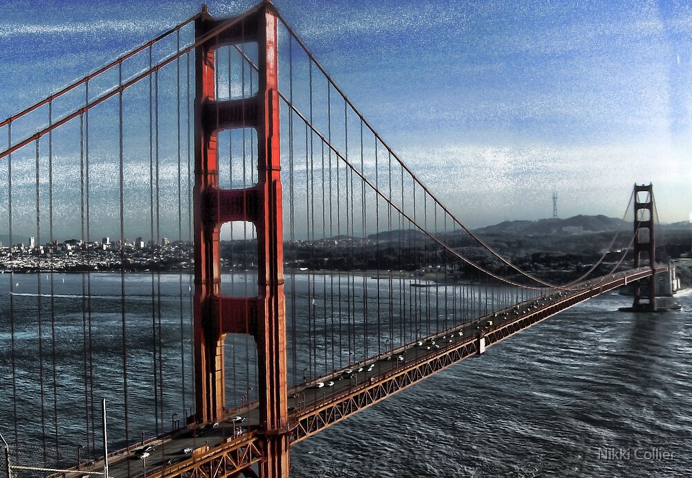 Golden Gate by Nikki Collier