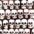 Skulls by maxthedermott