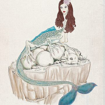 Beautiful mermaids by mesiax