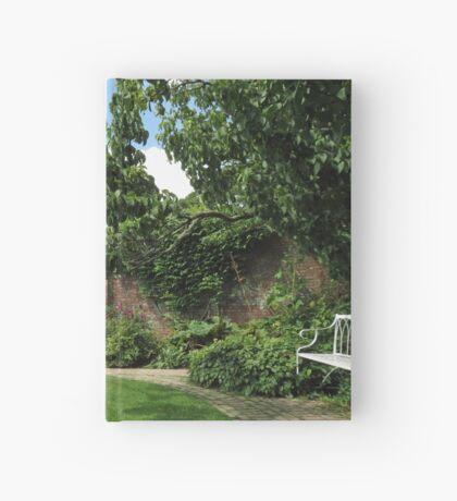 Der ummauerte Garten - Verlorene Gärten von Heligan Notizbuch