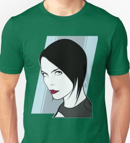 Female Spy Assassin  T-Shirt