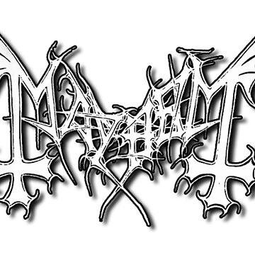 Mayhem - Norway by ContraB