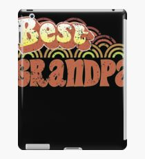 Best Grandpa 70s Style Clothing iPad Case/Skin