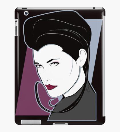 Female Sci Fi Spy iPad Case/Skin