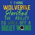 Walk It Off - Word Art by inkstainsjacket