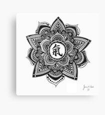 Chi Mandala Canvas Print