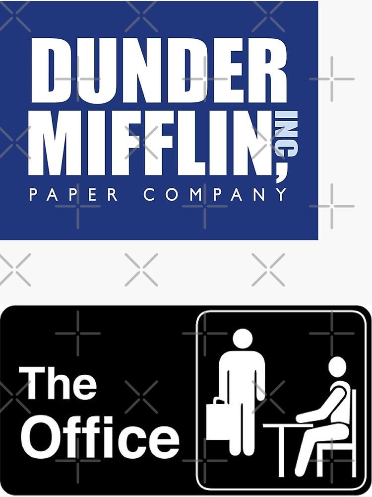 Das Office-Sticker-Paket von abbyconnellyy
