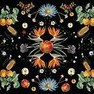 Flower Carpet by Charles McKean
