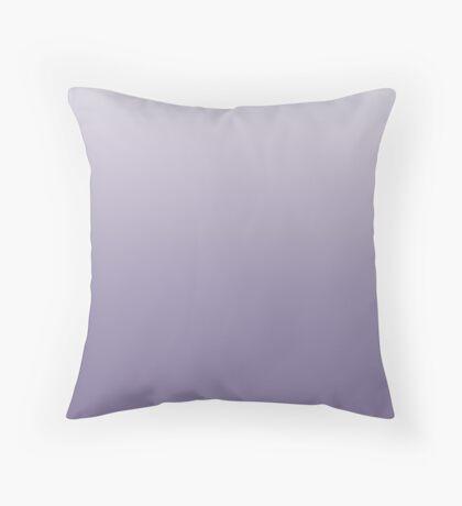 Bright Purple Haze ombre Throw Pillow