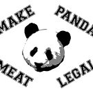 Make Panda Meat Legal by WhoIsJohnMalt