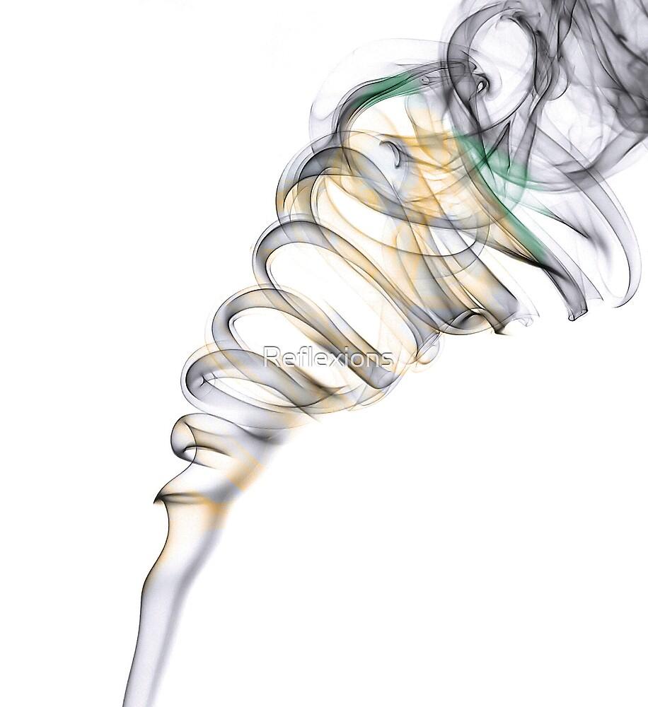 Smoke Trails by Reflexions