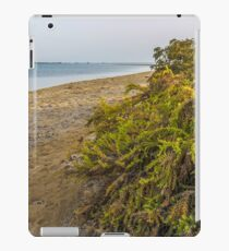 BEACH SHRUBS iPad Case/Skin