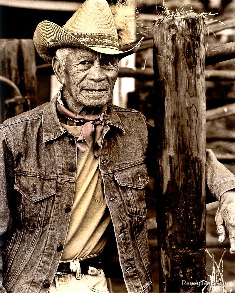 Uncle Dan Purdy by Randy Jay Braun