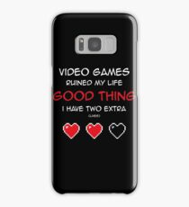 Extra lives Samsung Galaxy Case/Skin