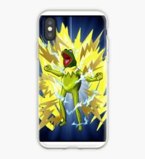 Super Saiyan Kermit iPhone Case