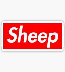 Sheep Stickers (iDubbbz Merch) Sticker